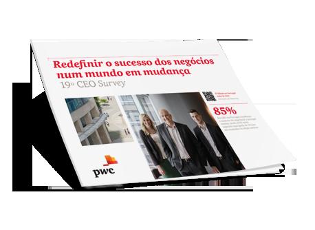 Lançamento do 19º CEO Survey (versão portuguesa)